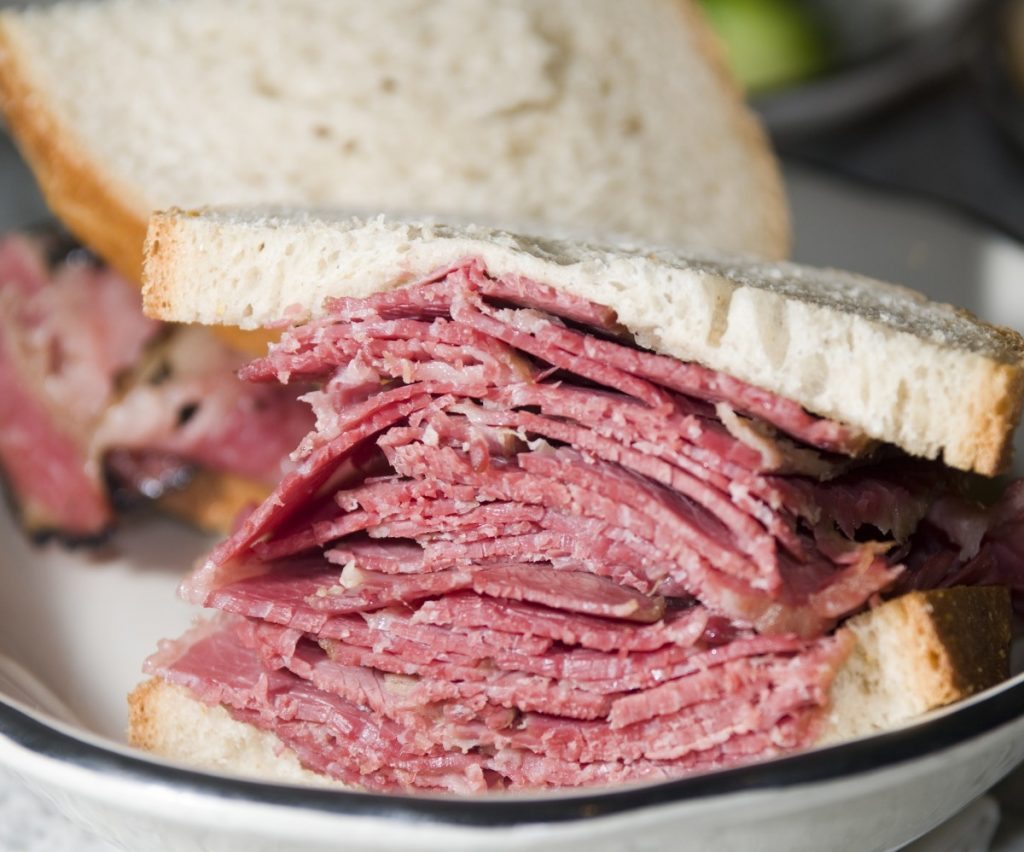 Foods That Made Canada Famous - Montreal-style Smoked Meat