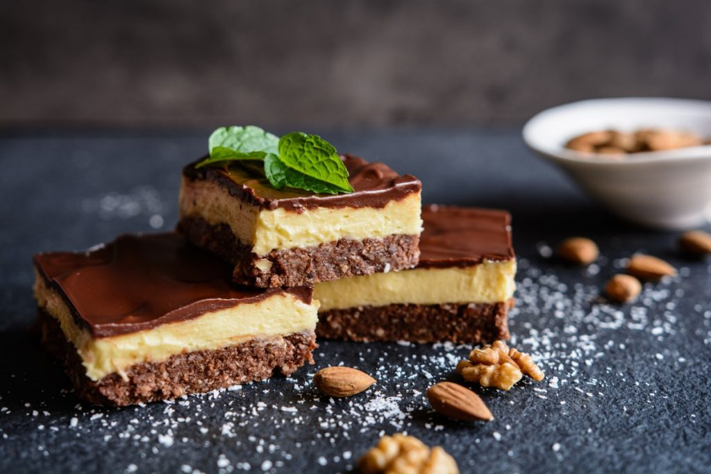 Foods That Made Canada Famous - Nanaimo Bars
