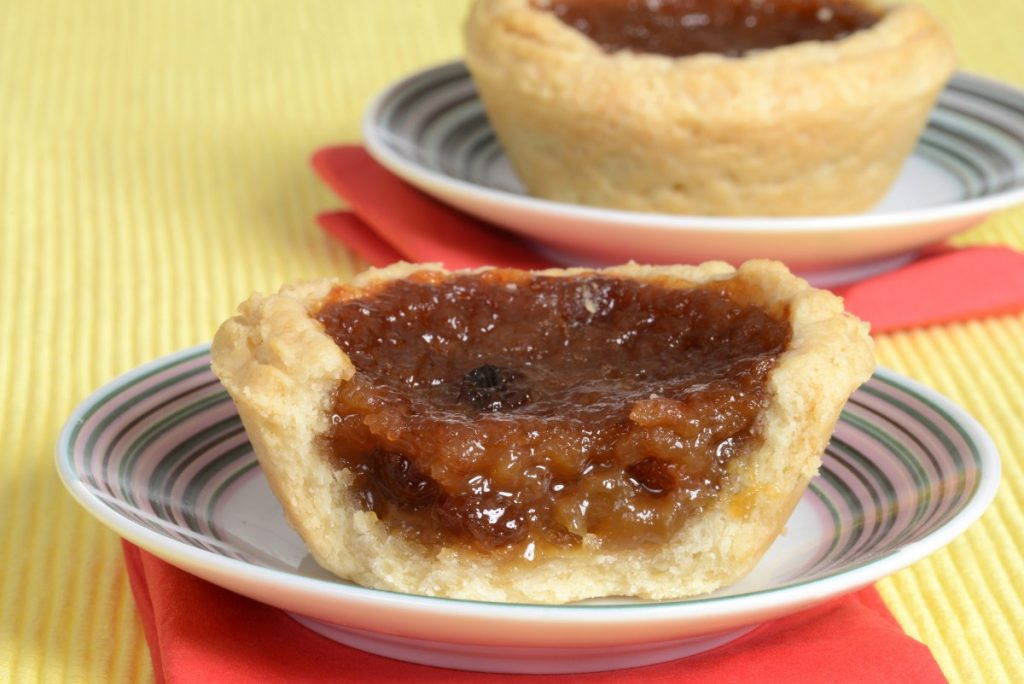 Foods That Made Canada Famous - Butter Tarts