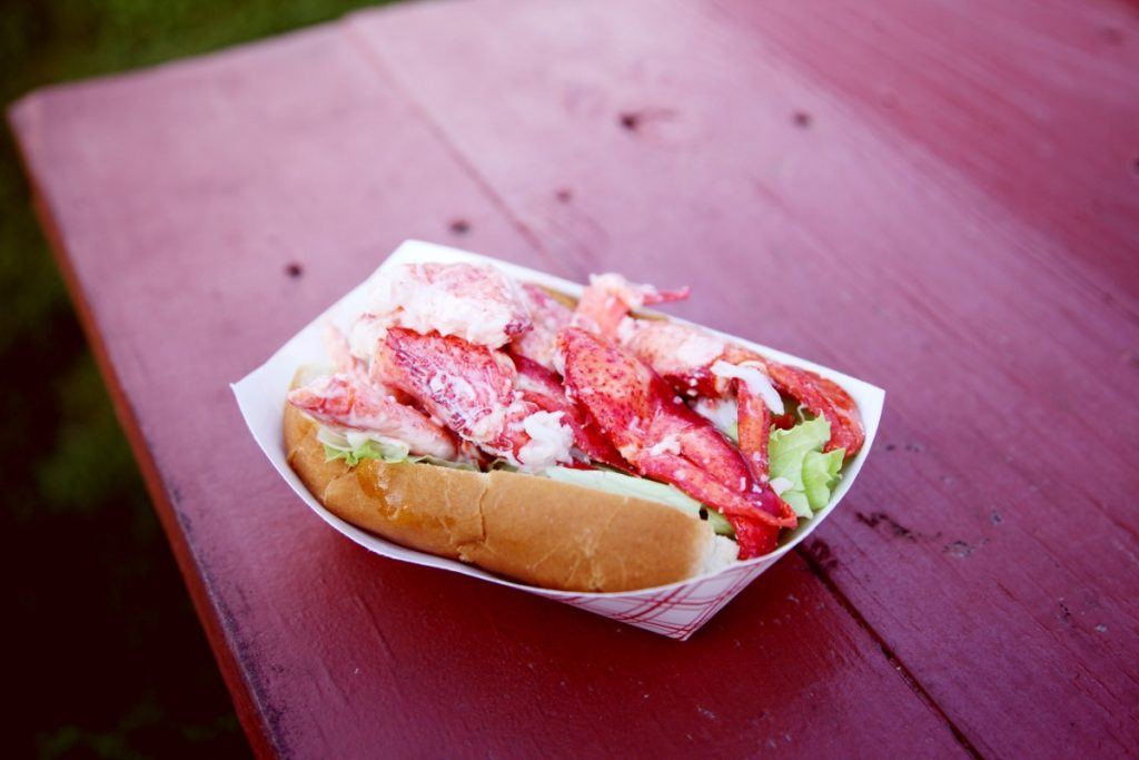 Foods That Made Canada Famous - Nova Scotian Lobster Rolls